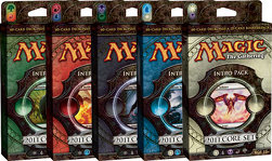 Caja de Intro Packs de Magic 2011