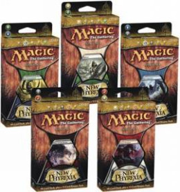 New Phyrexia Intro Pack Set of 5