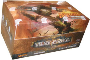 Time Spiral: Tournament Pack Box