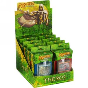 Theros Intro Pack Display