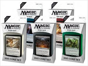 Magic 2015 Intro Pack Set