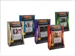 Commander 2014 Deck Set
