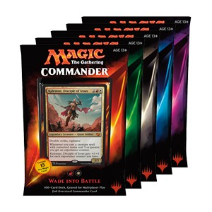 Set de Mazos de Commander 2015