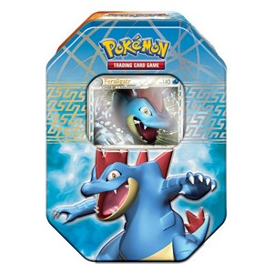 2010 Spring Collector's Tins: Pokebox Feraligatr