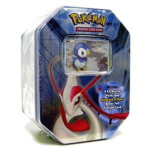 2007 Spring Collector's Tins: Pokebox Milotic (North American)