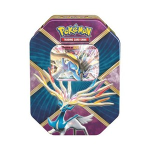 Shiny Kalos Tins: Xerneas Tin-Box
