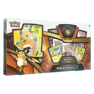 Shining Legends: Raichu GX Special Collection