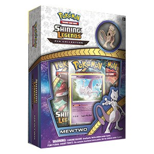 Schimmernde Legenden: Mewtwo Pin Kollektion