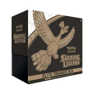 Elite Trainer Box de Légendes Brillantes