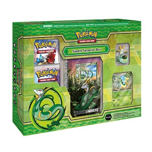 Superb Serperior Box