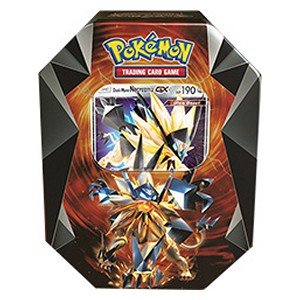 Pokebox Dusk Mane Necrozma GX