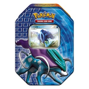 2010 Fall Collector's Tins: Suicune Tin-Box