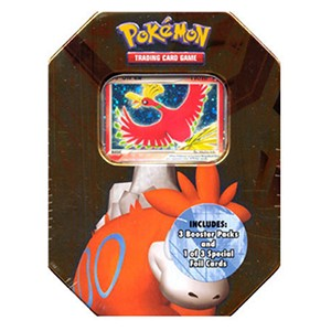 2007 Spring Collector's Tins: Pokebox Camerupt (International)