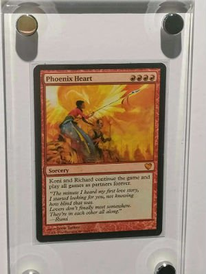 Original Phoenix Card Artwork