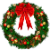 Christmas Wreath Emoji