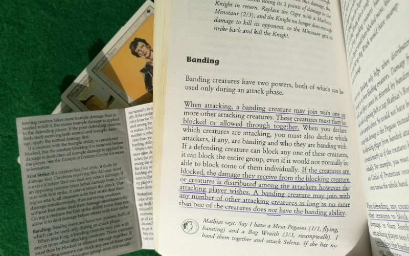 Banding Definition