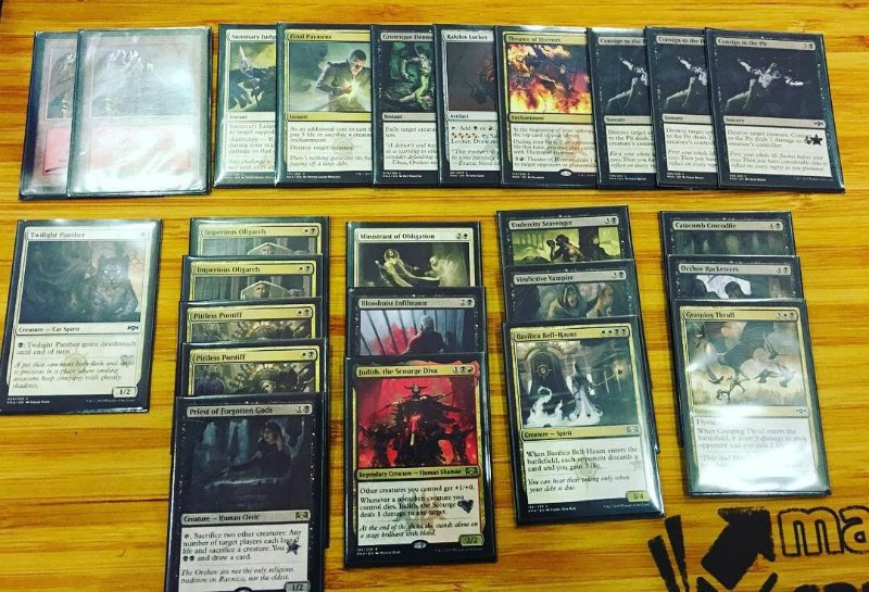 Day Two Draft Deck 2