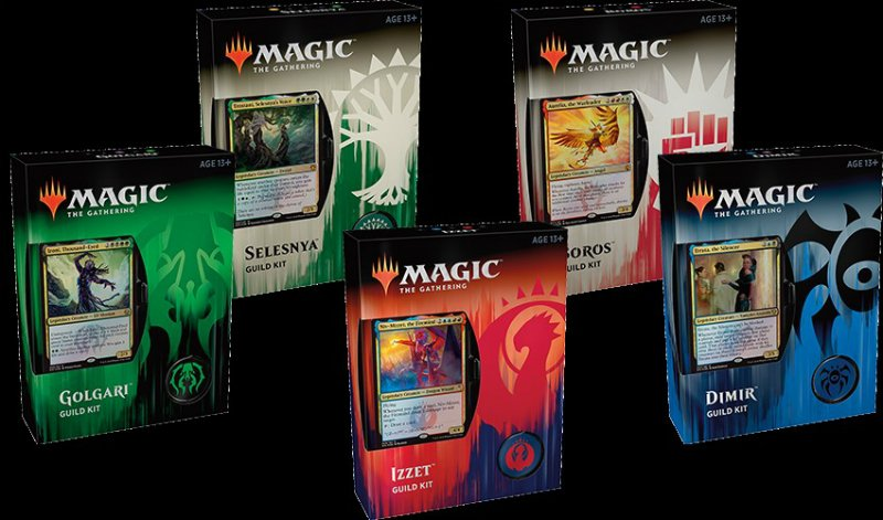 Are The Guild Kits Worth it? | Cardmarket Insight