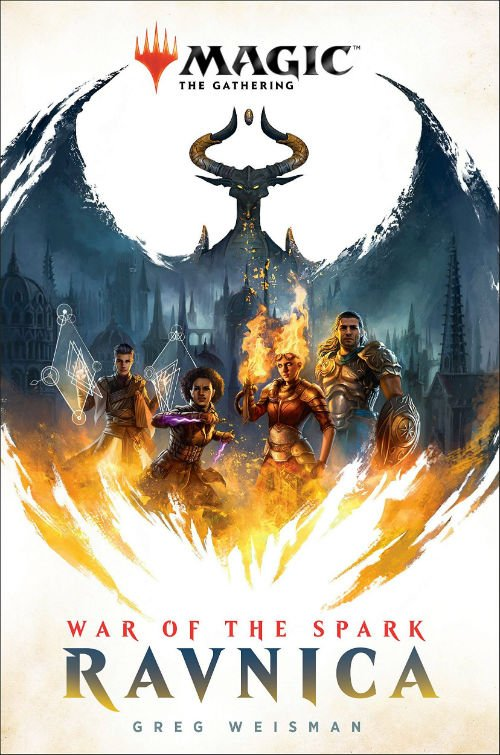 War of the Spark: Ravnica Novel